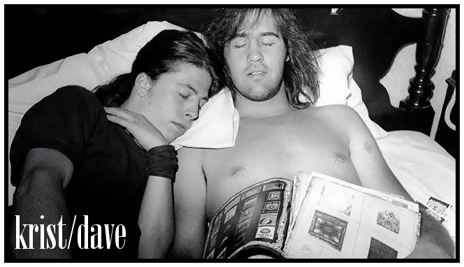 photo section krist and dave pictures
